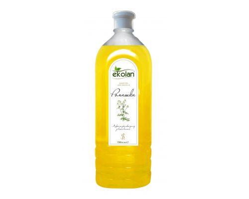 Шампунь для волос ромашка, флип (1л), Ecolan