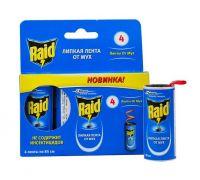 Липкая лента от мух (4шт), Raid 301994