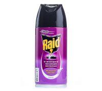 Средство от летающих и ползающих насекомых аэрозоль Лаванда (300мл), Raid 609829