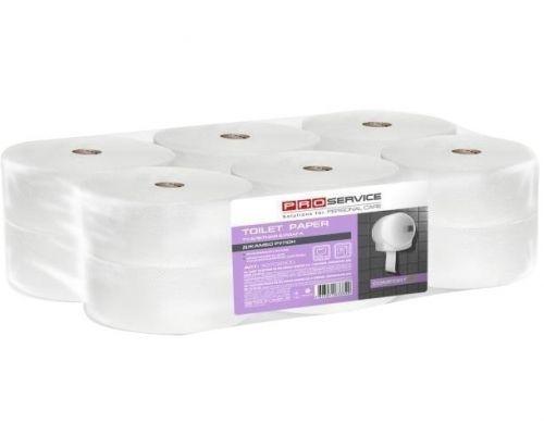 Бумага туалетная белая 2-х сл., 120м (12рул/уп), PROservice Comfort