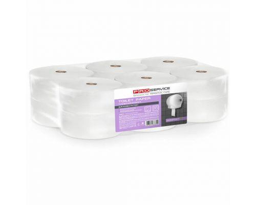 Бумага туалетная белая 2-х сл., 125м (12рул/уп), PROservice Comfort eco