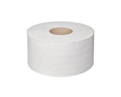 Бумага туалетная белая Великан джамбо 2 слоя 90*190/60 Кохавинка