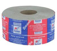 Бумага туалетная макулатурная на гильзе «Джамбо» с тиснением (d-60), 90/190