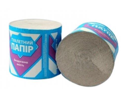 Бумага туалетная макулатурная Сгущенка 90/90