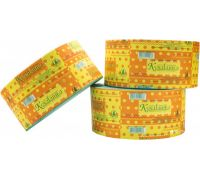 Бумага туалетная макулатурная Великан, джамбо зеленая (90*190/60), Кохавинка