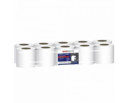 Бумага туалетная рулон. белая 2-х сл., 20м (10рул/уп), PROservice Comfort