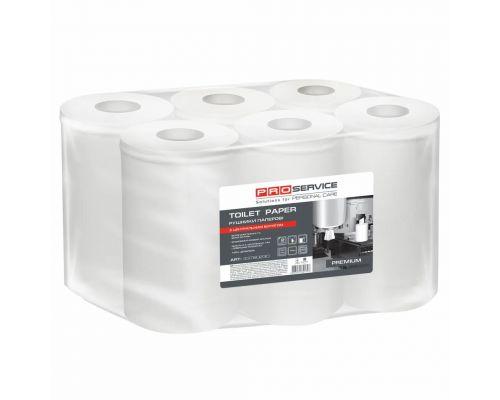 Полотенца бумажные рулон. с центр. витяж. 2-х сл., 70м (12рул/уп), PROservice Premium