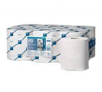 Полотенца бумажные рулон. с центр. витяж. Advanced M4, 2-х cл., 151м, Tork Reflex 473472