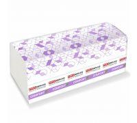 Полотенца бумажные V, белые 2-х сл., (160шт/уп), PROservice Comfort eco