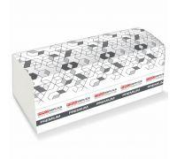 Полотенца бумажные V, белые 2-х сл., (160шт/уп), PROservice Premium
