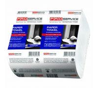 Полотенца бумажные Z, белые 2-х сл., (200шт/уп), PROservice Comfort