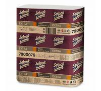 Полотенца бумажные Z, белые 2-х сл., (200шт/уп), Selpak Pro Premium