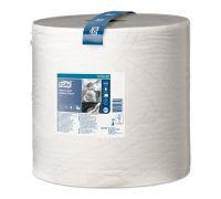 Бумага протирочная рулон. Advanced W1, 2-х сл., белая (340м),  Tork 130070