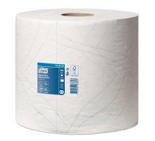 Бумага протирочная рулон. Advanced W1,W2, 2-х сл., белая (170м), Tork 130062