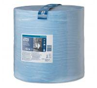 Бумага протирочная рулон. суперпрочная Advanced W1, голубая 3-х сл. (255м), Tork 130080