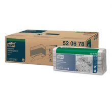 Материал нетканый для удаления масла и жира в салфетках W4 серый, Tork 520678