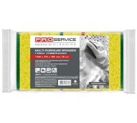 Губка кухонная крупнопористая Professional 10*7*3,5см (5шт), PROservice