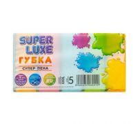 """Губка кухонная пористая """"Супер Пена"""" (5шт), Super Luxe"""