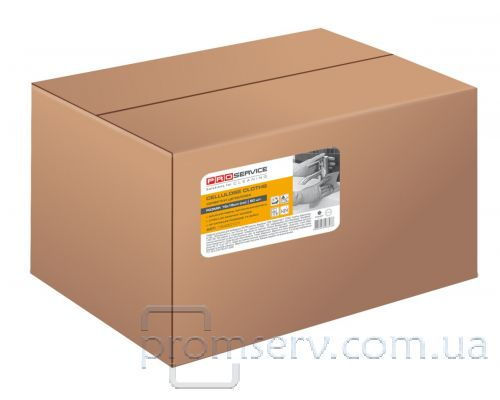 Салфетка вискозная универсальная балком 30*38см 90г/м2 50шт PROservice