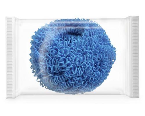 Скребок для мытья посуды пластик (1шт), PROservice