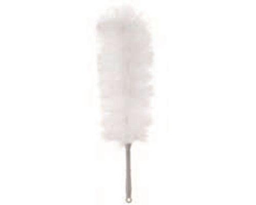 Щетка для пыли пластик, белая, FRA-30030