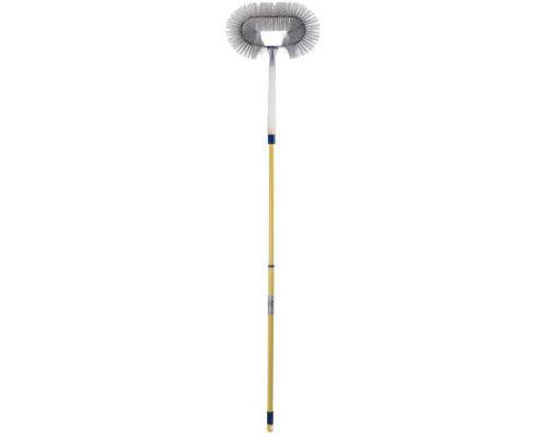 Щетка для снятия паутины, сталь, FRA-5169