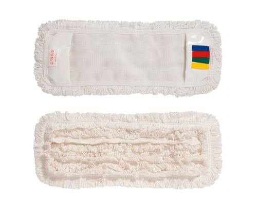 Моп плоский для швабры с карманами 50см VDM  4081