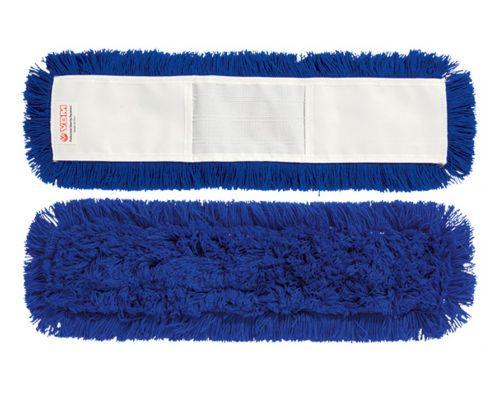 Моп плоский для швабры с карманами синтетический 40см VDM 4141