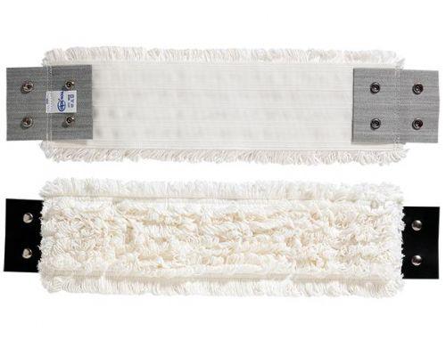 Моп плоский для швабры с кнопками 45см VDM 3503