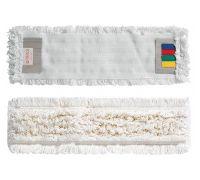Моп плоский для швабры с зажимами 40см VDM 3720