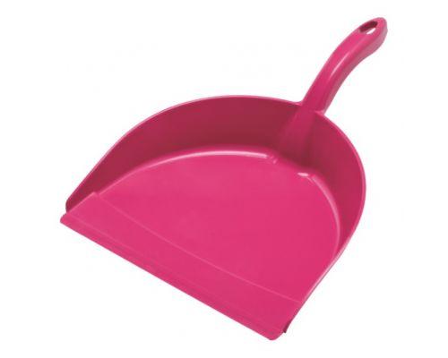 Совок без резинки СORAL пластик, York 3823
