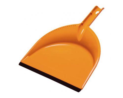 Совок с резинкой КЛИПС пластик, York 6104