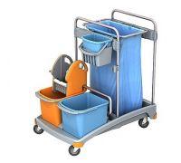 Тележка для уборки помещений SPLAST TSS-0003