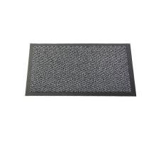 Коврик New Way на резиновой основе 1005 серый 0,4x0,6 м.