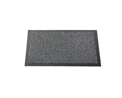 Коврик New Way на резиновой основе 1005 серый 40*60см