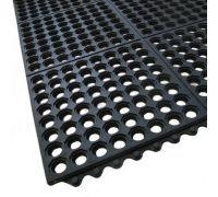 Коврик резиновый соты К-24М 0,4x0,6х0,12 м