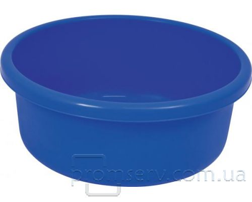 Миска круглая  пластик 31см (6л), CUR 13303