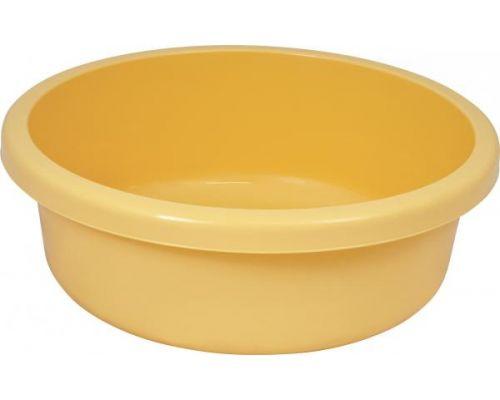 Миска круглая  пластик 36см (9л), CUR 13304