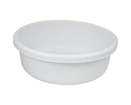 Миска круглая  пластик 45см (18л), CUR 13305