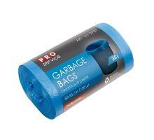 Пакет для мусора синий HD 35л*100шт (50*55см), PROservice