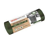 Пакет для мусора зеленый LD ECO 120л*20шт (70*110см), PROservice