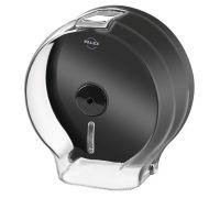 Диспенсер туалетной бумаги Джамбо пластик, прозрачный, PALEX 3444t