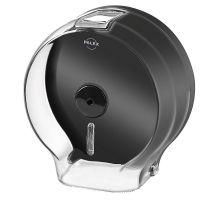 Диспенсер туалетной бумаги Джамбо пластик прозрачный PALEX 3444t