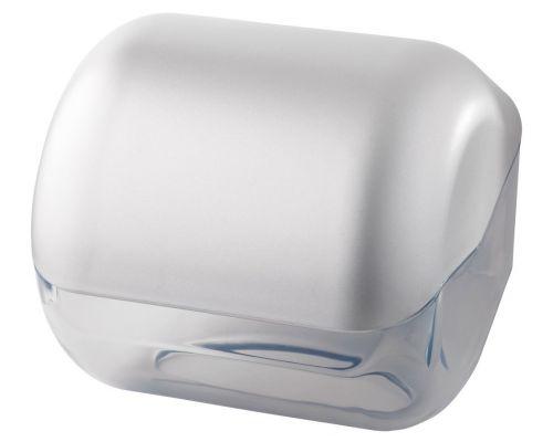 Диспенсер туалетной бумаги пластик, хром, Mar Plast 619satin