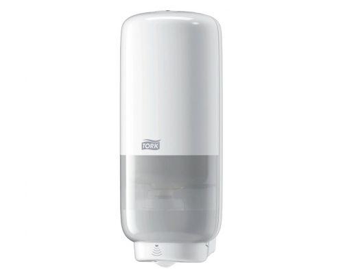 Дозатор мыла-пены сенсорный Elevation S4, пластик белый (1л), Tork 561600