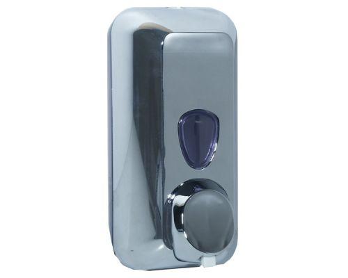 Дозатор пены пластик, хром (0,5л), Mar Plast 716s