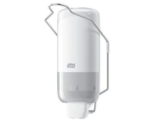 Дозатор жидкого мыла локтевой Elevation S1, пластик белый (1л), Tork 560100