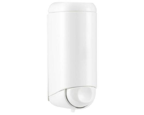 Дозатор жидкого мыла пластик, белый (0,17л), Mar Plast 583w