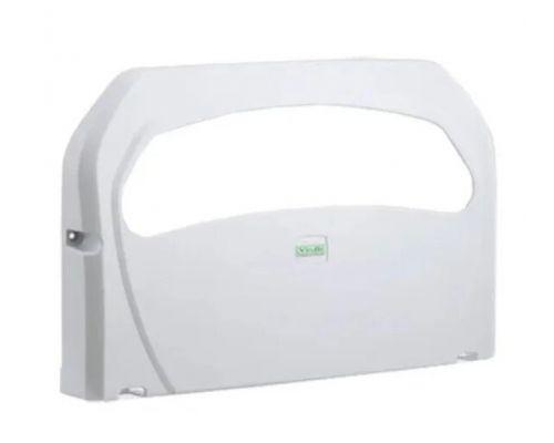 Диспенсер накладок на унитаз 1/2 пластик, белый, Vialli К7