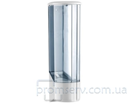 Диспенсер одноразовых стаканов пластик, прозрачный, Mar Plast 559